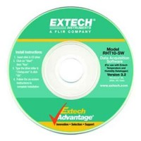 Extech RHT10-SW ПО для Windows для прибора RHT10